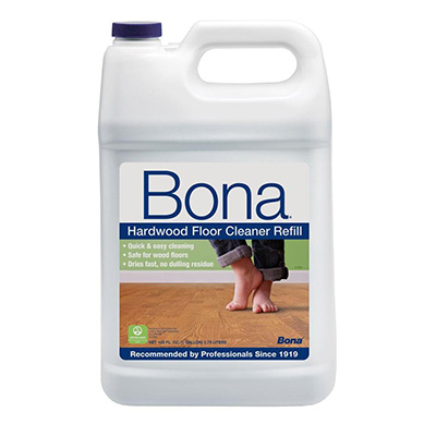 Bona Hardwood floor cleaning products