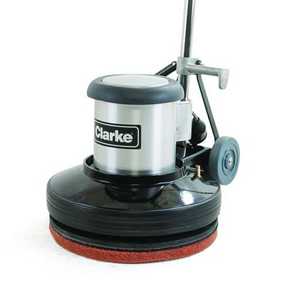 Floor Scrubbers and Polishers