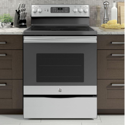 at kitchen ranges range slide n b home depot appliances the in