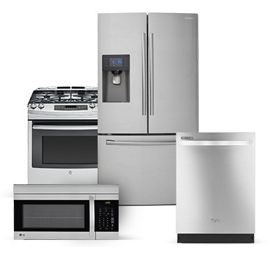 Genial Appliance Packages
