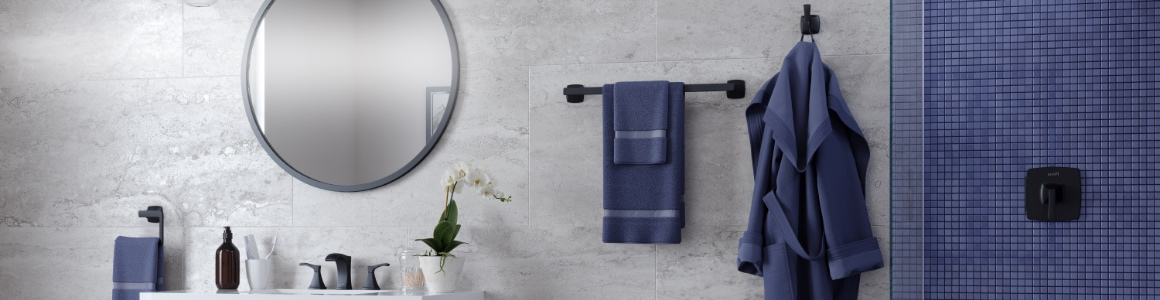 It's the Little Things- Update your bath with bathroom accessories for every budget