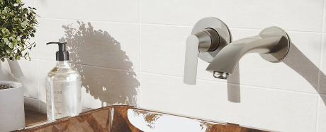 Wall-Mounted Sink Faucets