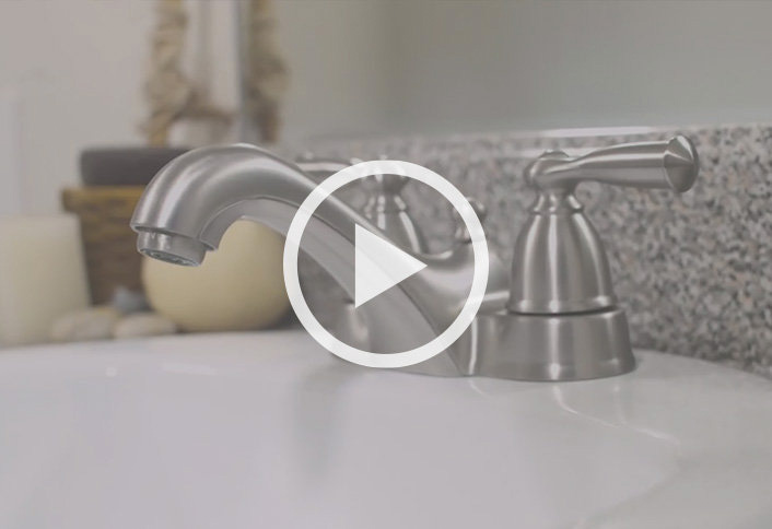 7 Faucet Finishes For Fabulous Bathrooms: Bathroom Sink Faucets At The Home Depot