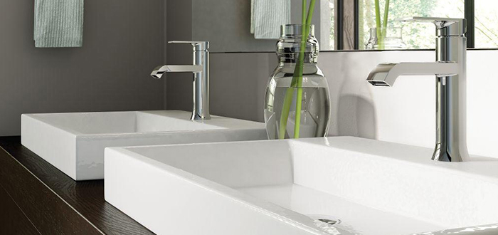 Choose the right faucet for your sink