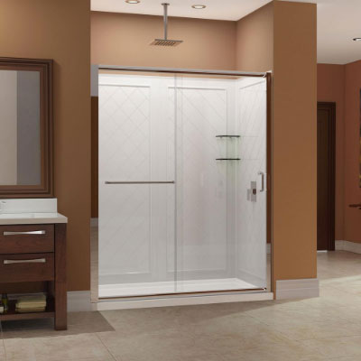 Showers & Shower Doors at The Home Depot