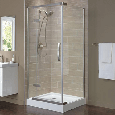 Admirable Showers Shower Doors The Home Depot Download Free Architecture Designs Scobabritishbridgeorg