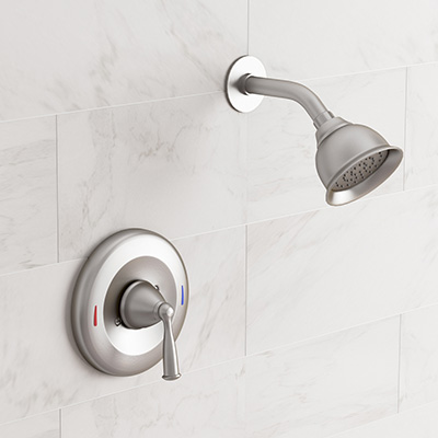 Shower Faucets Bathroom for Your Sink  Head and Bathtub The Home Depot