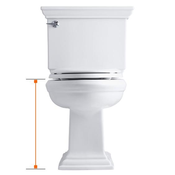 Fantastic Toilets Toilet Seats Bidets The Home Depot Ibusinesslaw Wood Chair Design Ideas Ibusinesslaworg