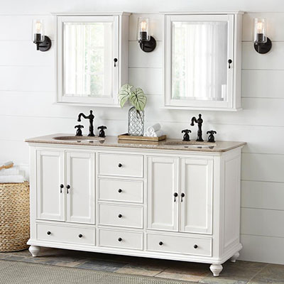 Trend Bathroom Vanity Cabinet Collection