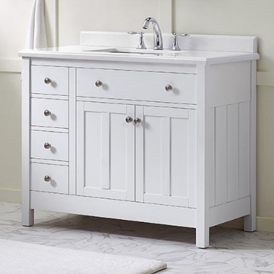 Innovative Bathroom Vanity Cabinet Painting