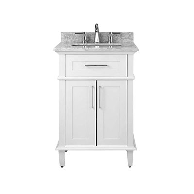 Get Here 18 Wide Bathroom Vanity With Sink