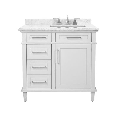 36 Inch Bathroom Vanities