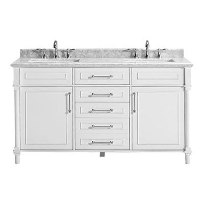 60 inch bathroom vanities - Bathroom Vanities Home Depot