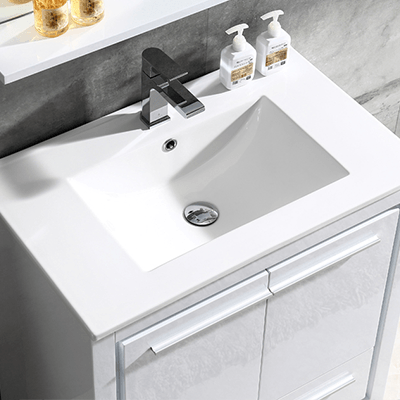 Bathroom Vanity With Sink Top. Vanity Tops Shop Bathroom Vanities  Cabinets at The Home Depot