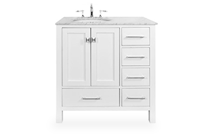 Inspiring Bathroom Vanities Home Depot Creative