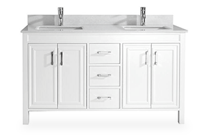 60 Inch Bathroom Vanities