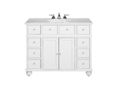 42-inch Bathroom Vanities