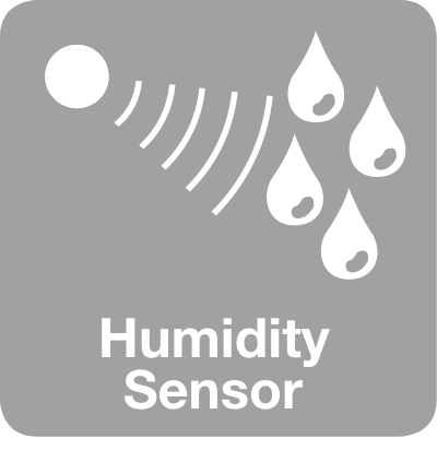 Bath fans with humidity sensor