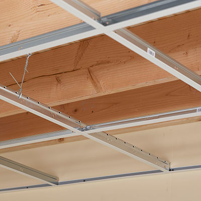 ceiling grids - Innovative Wood Beam Ceiling