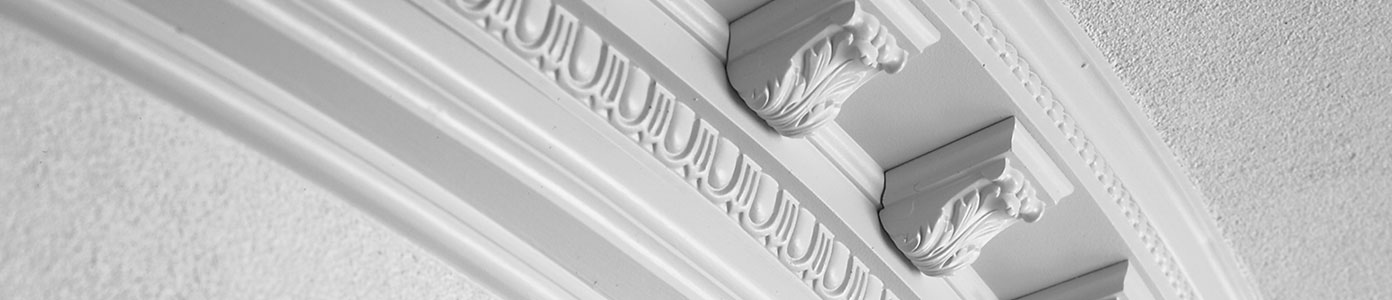 Give Your Rooms Their Crowning Glory– Choose the perfect moulding for each room in your home