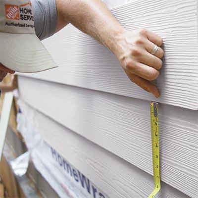 Siding Vinyl Siding And Fiber Cement Siding At The Home