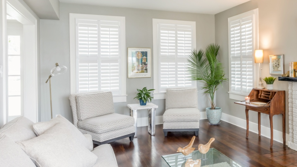 Plantation Shutters The Home Depot