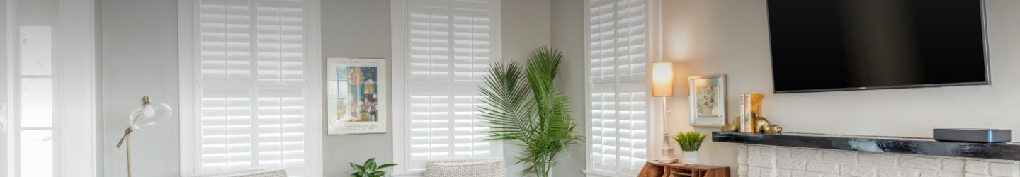 Plantation Shutters Done Right