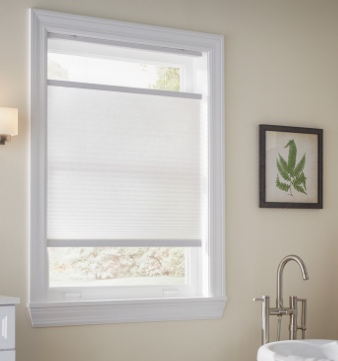 Top Down/Bottom Up · Cordless Blinds