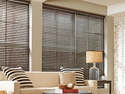 bamboo blinds bath product store bed beyond in pecan flat window blind