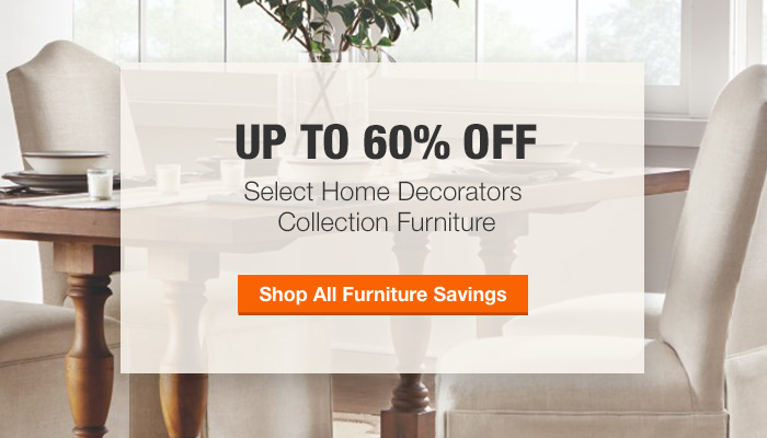 Up To 60% Off Select Home Decorators Collection Furniture