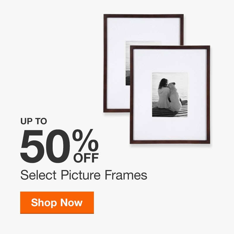 Up to 50% off Select Picture Frames