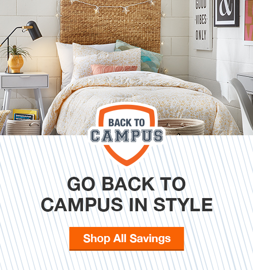 Go Back to Campus in Style