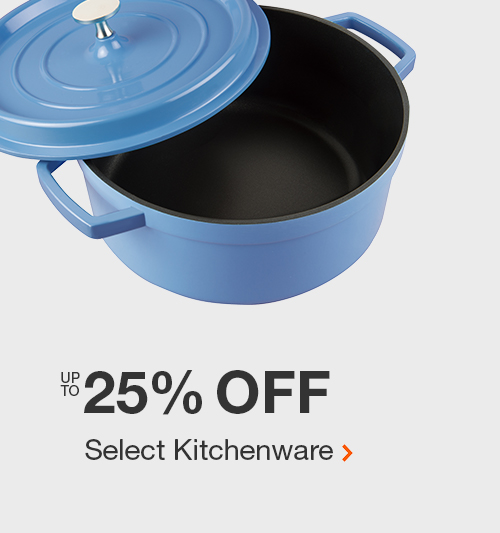 Up to 20% Off Kitchenware