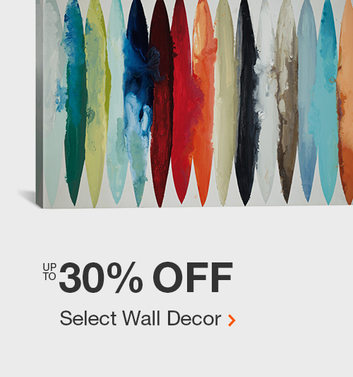 Up to 30% Off Wall Décor