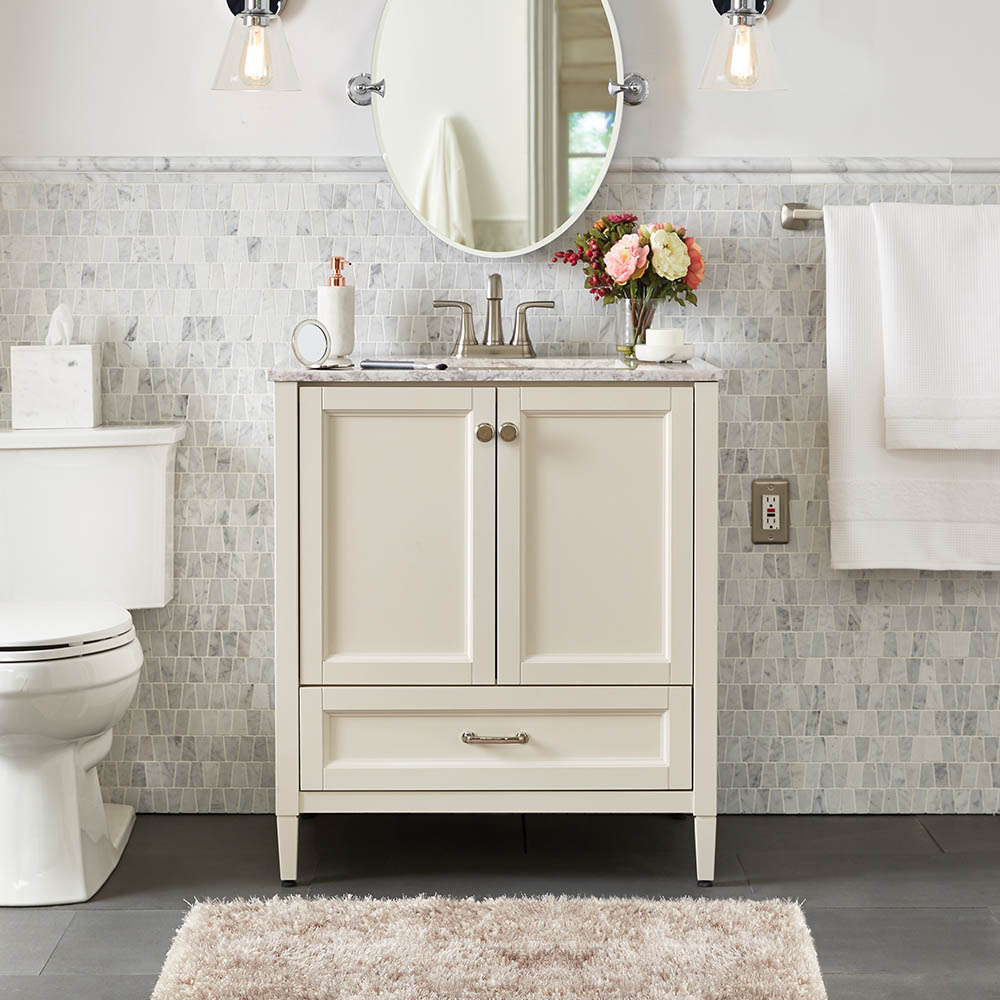 Glam Clic Go Luxe Bathroom