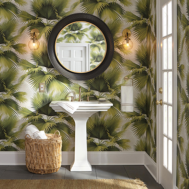 Go Bold in the Bathroom
