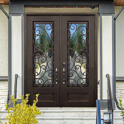 the best attitude a3d16 0f60e Exterior Doors - The Home Depot