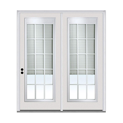 Center Hinge Patio Doors