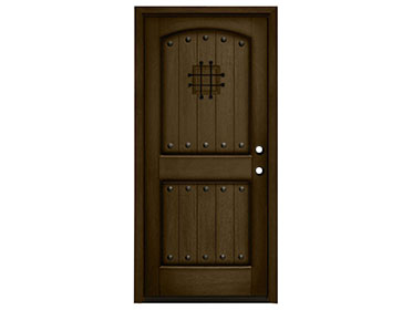 Popular Door Styles - Mediterranean