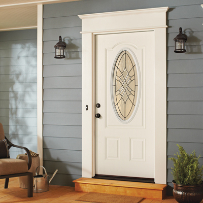 fiberglass doors - Home Depot Sliding Glass Door