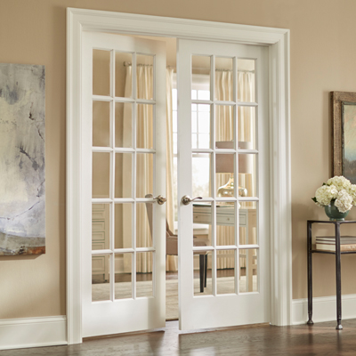 Merveilleux French Doors