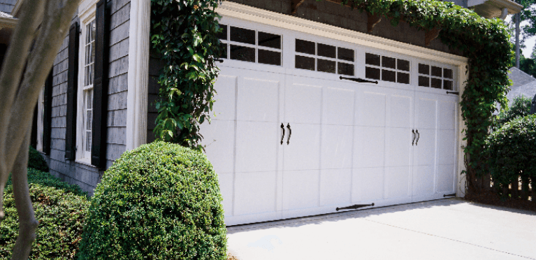 Beginner's Guide to Buying A Garage Door