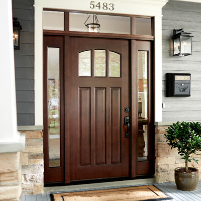 Attractive Exterior Doors