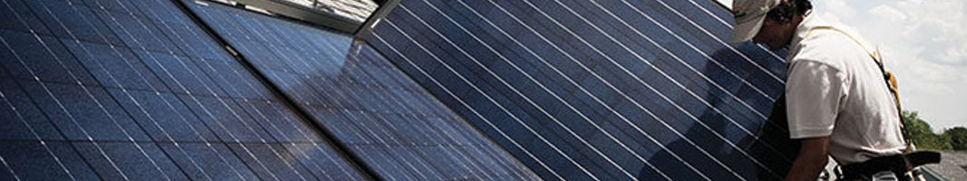 Let Us Install Your Home Solar Panels