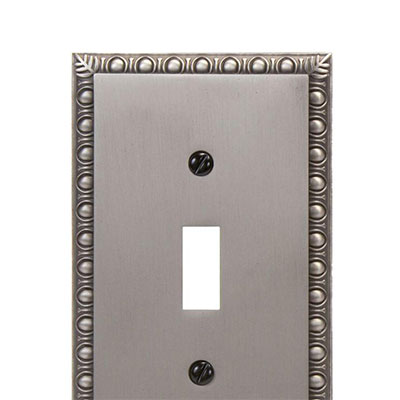 Wall plates light switch covers at the home depot metal aloadofball Choice Image