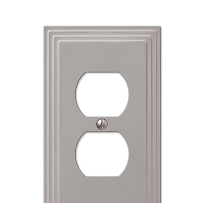 Wall Plates & Light Switch Covers at The Home Depot