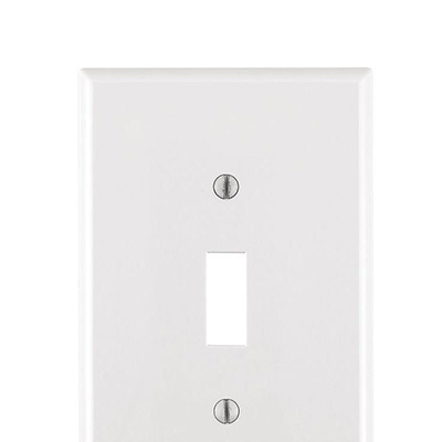 Plastic  sc 1 st  The Home Depot : decorative white faceplates - pezcame.com