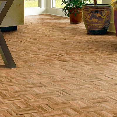 Hardwood Flooring At The Home Depot - When was parquet flooring popular