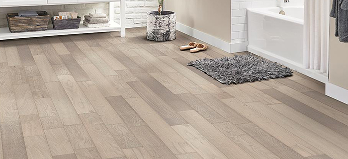 New Arrivals Water Resistant Hardwood Floors