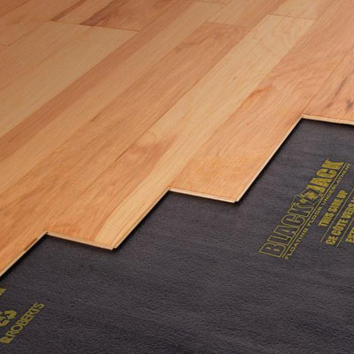 Hardwood flooring at the home depot hardwood floor installation essentials underlayment solutioingenieria Gallery